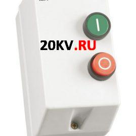 Контактор КМИ-10910 9А 230В/АС3 1НО ИЭК