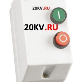 Контактор КМИ-11210 12А 36В/АС3 1НО ИЭК