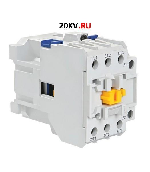 Контактор ПМ12К-016150 230 В
