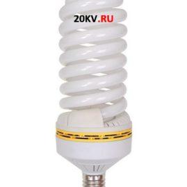 Лампа спираль КЭЛ-FS Е40 125Вт 6500К ИЭК