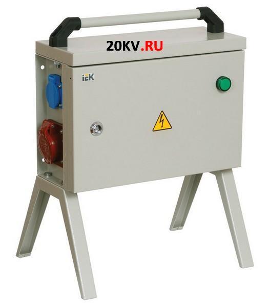 Распределительное устройство РУСп-6х16/3+2х16/4 74 У1 IP44