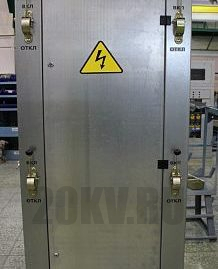 Панель ЩО-70к-1-03 (без тр-ров и ампер.)l-800мм