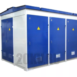 Подстанция МТП 2-х ст. 250-10-0,4