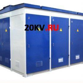 Подстанция КТПН-Т-В/К 400/10/0,4 с РВЗ