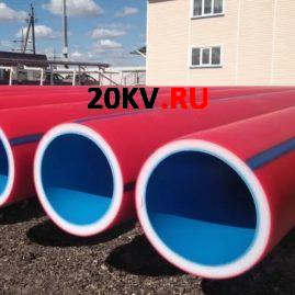 Трубы защитные многослойные ГОСТ Р МЭК 61386.24-2014