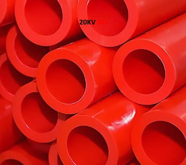 Термостойкие трубы технические